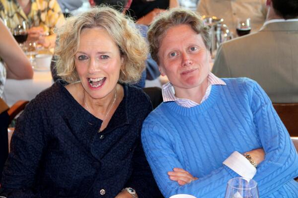 #celt14 dinner - Margaret and Vicky http://t.co/TYN1nW5Fg0