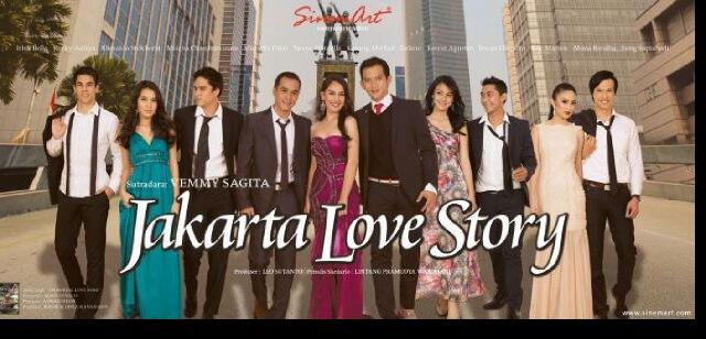 Biodata Pemain Sinetron Jakarta Love Story