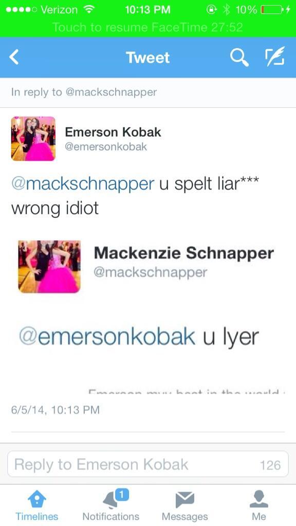 lier or liar