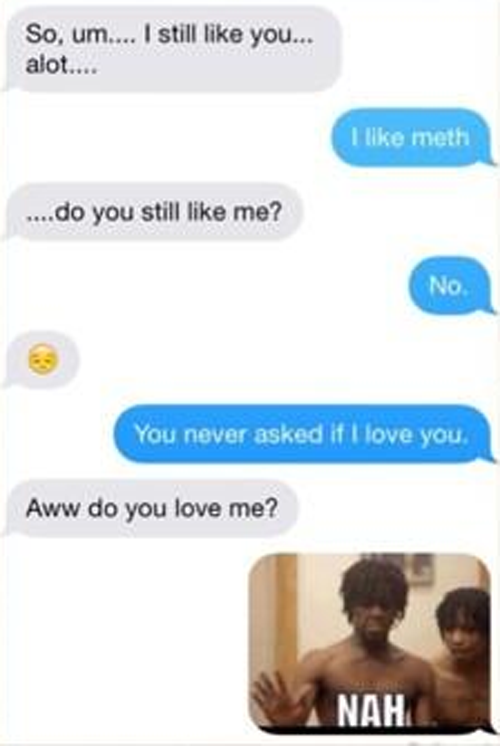 how to break up with a guy nicely over text