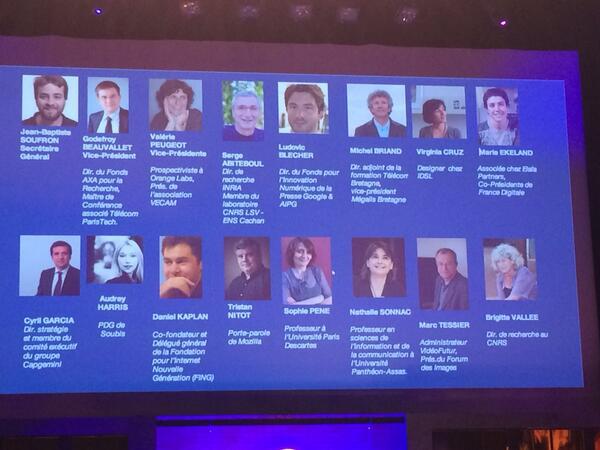 Thumbnail for #OpenCNNum : l'assemblée ouverte de la CNNUM lors du Web2day digital festival
