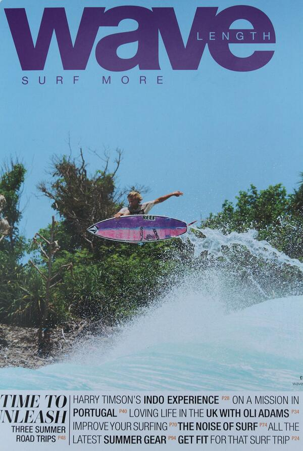 Harry Timson scores the cover of @wavelengthmag (UK). Nice Work Hazza T, looks fun from here!  http://t.co/EIGNFakJJu http://t.co/AW3dbWxaa9