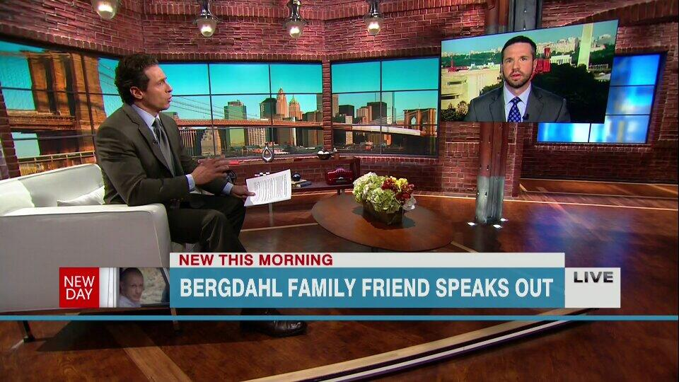 Twitter / ChrisCuomo: A friend of #BoweBergdahl's ...