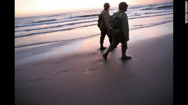 Thumbnail for D-Day 2014: Normandy landings remembered