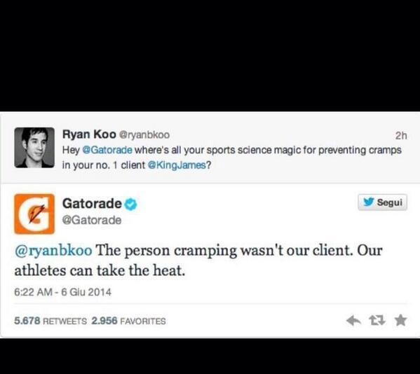 Best #bronbron tweet of the day http://t.co/RxsJWbGKl3