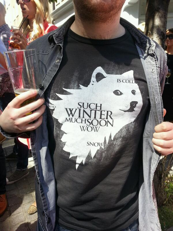 Can everyone just take a minute to appreciate @SvendJoscelyne 's t-shirt http://t.co/OMhLbYM0Bp