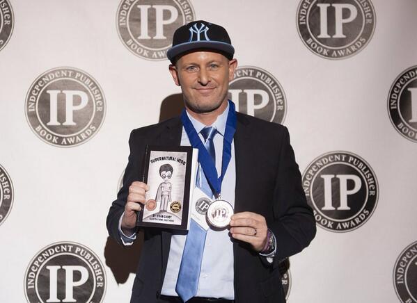 Supernatural hero ippy book awards 2014 Supernatural Hero (Volume 1) by Eran Gadot http://t.co/nXVhqyzmP0 http://t.co/aDazqOvCUb