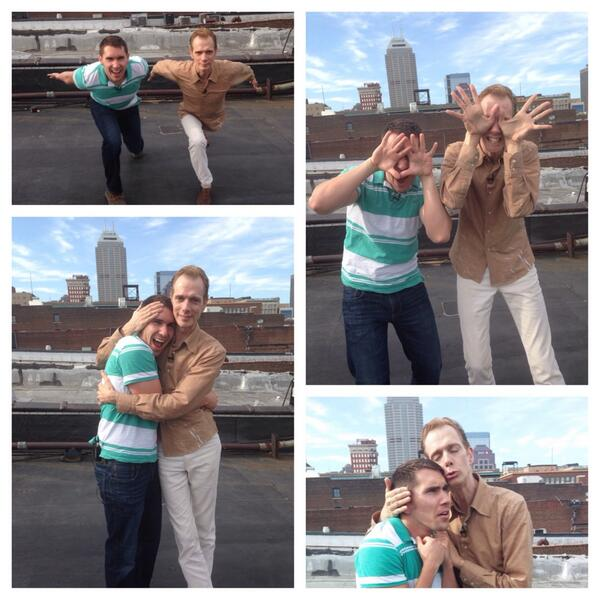 Pretty much summarizes my @RealSceneTV interview with good friend @actordougjones Such a joy! That's love. http://t.co/afYPAwgiU0