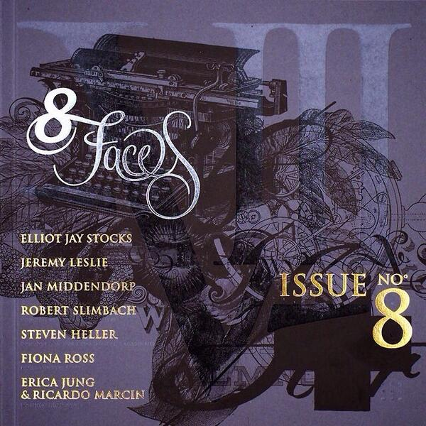 Available now! The final, limited edition, issue of 8 Faces magazine: http://t.co/0YK5t6Rjfs http://t.co/IYXWTBcppx
