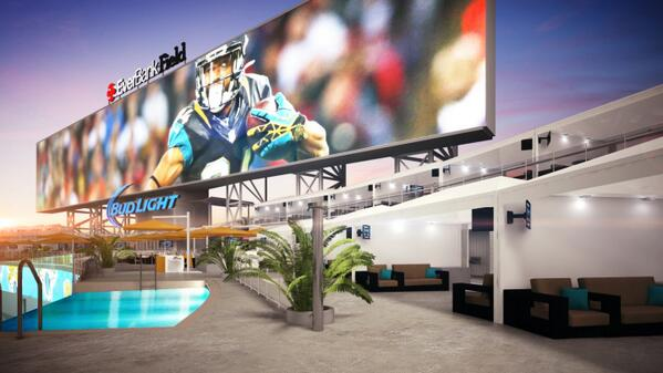 #Jaguars selling 50-person poolside cabanas for $12,500 @everbankfield. Story in SBD, Monday's SBJ. http://t.co/G9RRLkJuqv