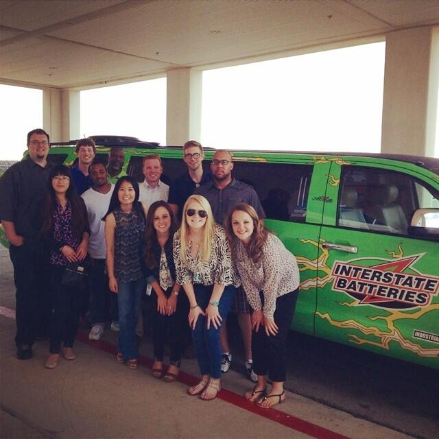 Twitter / interstatebatts: Our Interns at Texas Motor ...