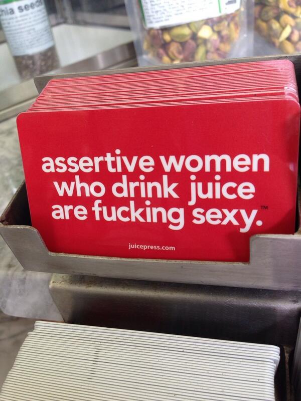Assertive women sexy