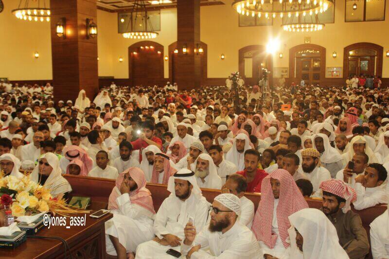 تغطية محاضرة الشيخ محمد العريفي