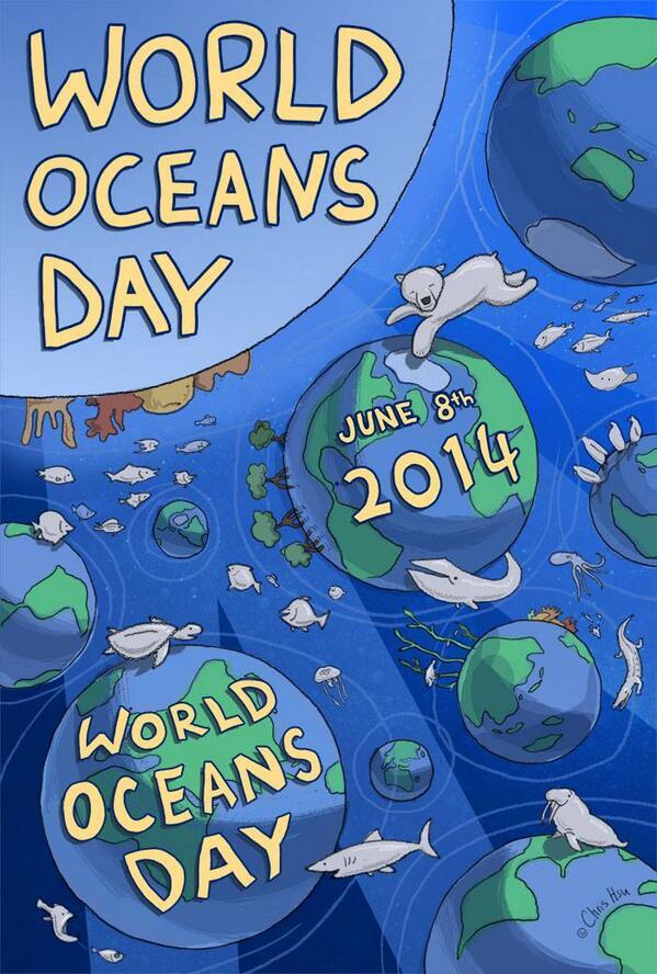 """What can I do? I don't live by the ocean!"" Here's a few ideas: http://t.co/8jDbRT87YP #WorldOceansDay #OceanOptimism http://t.co/BnET0CM4wQ"