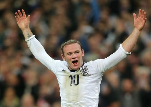 Enhanced odds: Wayne Rooney to be Englands top goal scorer at the World Cup now 4/1