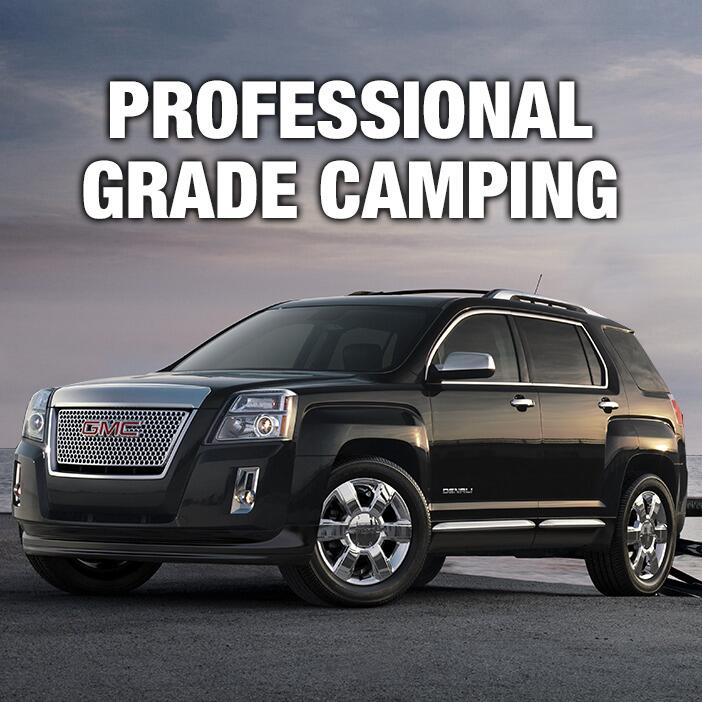 Twitter / ThisIsGMC: June is National Camping Month. ...