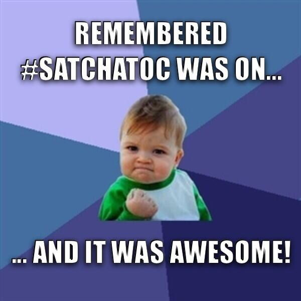 Thanks #satchatoc!! http://t.co/1J1AWijNlW