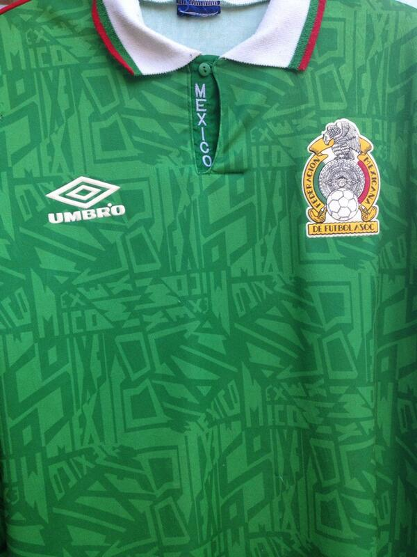 f7db547df Mexico World Cup Kits  Ranking The Last 50 Years