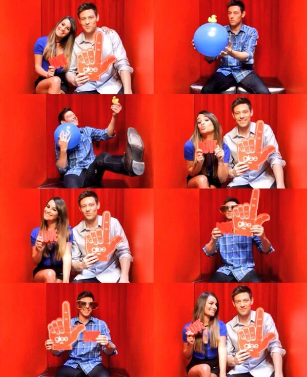 Glee Season 5 Photoshoot with Cory Monteith http://t.co/gEDovQKfeP