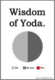 Twitter / JoyAndLife: The wisdom of Yoda. ...