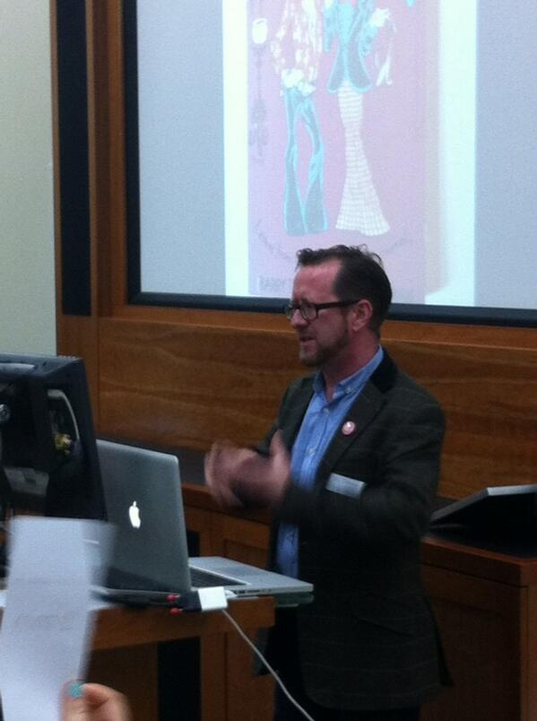 @jezdolan-- fall of polari- saw by gay lib as having 'keeping gay men in ghetto' #UH14 http://t.co/cFmYUCeUcg