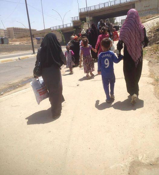 رد: أخبار معارك ثوار الموصل ضد جيش المالكي السبت 2014-6-7