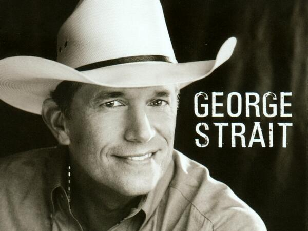 Today artist & Icon @GeorgeStrait Rides away. We gratefully thank you for the many songs you blessed our ears with. http://t.co/SdHY3BE1WC