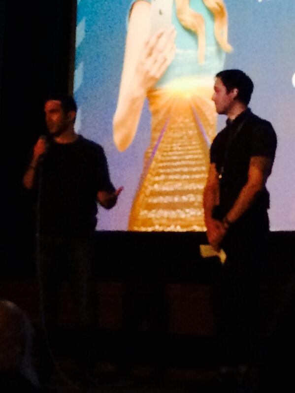 #AlexOfVenice has such character depth. Great stuff from Chris Messina. #SIFF2014 http://t.co/pU54j8pAkx