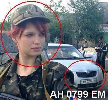 В Артемовске расстреляли машину с командиром воинской части - Цензор.НЕТ 9208