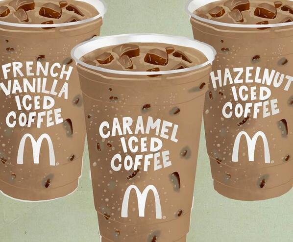 Caramel Iced Coffee Mcdonalds Nutrition Besto Blog