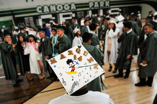 Canoga Park High School #Graduation2014 on June 6, 2014  http://t.co/acBNtWiaa1 #Classof2014 #photos @canogaparkca http://t.co/CDRFoNgYiC