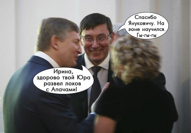 Луценко: Главные схемы разворовывания государства времен Януковича уже разрушены - Цензор.НЕТ 4113