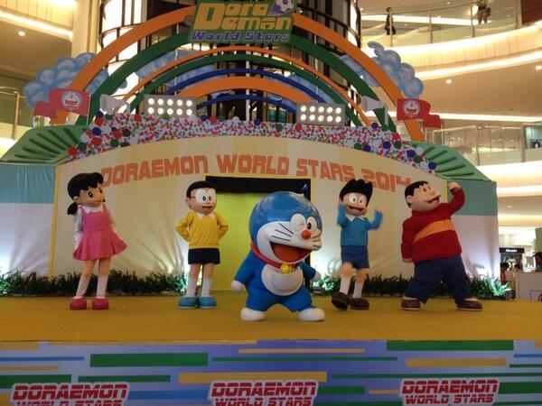 Doraemon Live show! http://t.co/LqpH9K0BqX