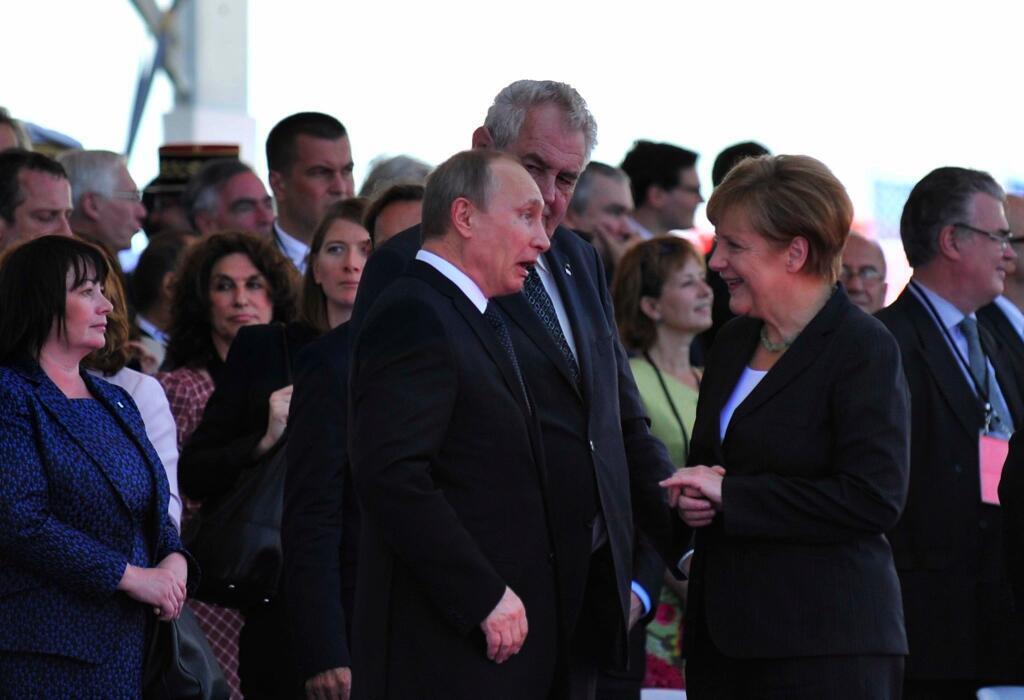 Переговоры между Порошенко и Путиным могут начаться сегодня, - Bloomberg - Цензор.НЕТ 5110