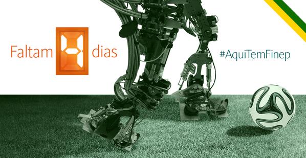 É um com muito orgulho que financiamos o exoesqueleto que pode transformar a vida de milhões de brasileiros #Inovação http://t.co/h0flmmQTqJ
