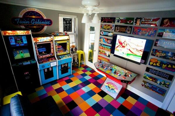 DansGaming On Twitter A Man Turned His Bedroom Into An 80s Arcade And Lost Fiance In The Process Worth It Tco Za9VCjaC8W