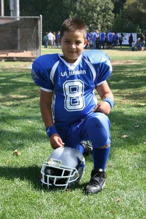 La habra pop warner
