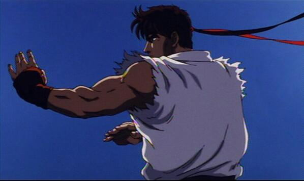 Ryu On Twitter The Focus Of A True Warrior