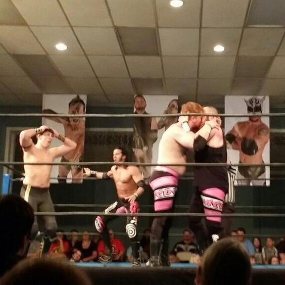 Professional Wrestling. http://t.co/vzEajPpx3r