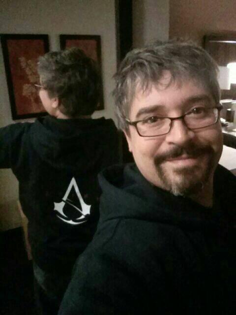 Team. Hoodies. #AssassinsCreed #ACUnity #E32014 http://t.co/kgUtTbIIFE