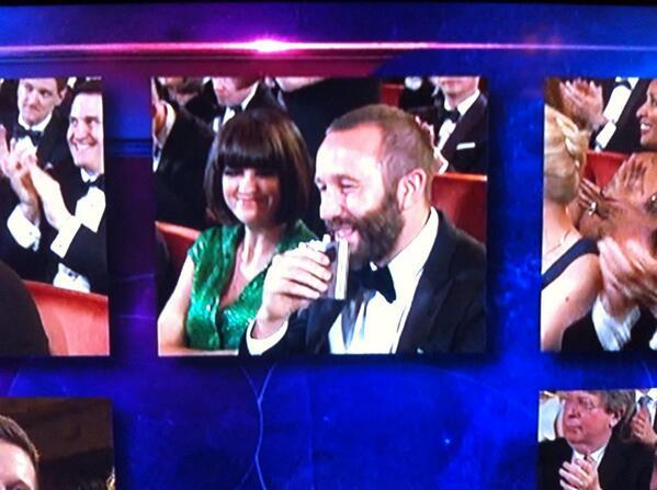 Chris O'Dowd - Best #TonyAwards Moment. http://t.co/pZe6VYRYMR