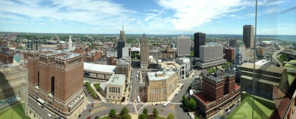 #Buffalo is on its way back! Thanks #CNU22 for bringing everyone together for a great Congress. http://t.co/rMm0QoSg8S
