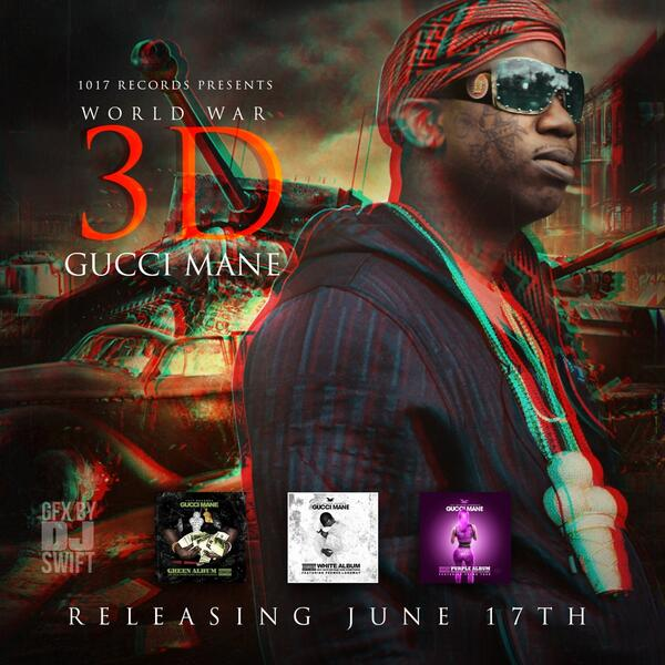 Amazoncom: 1017 Mafia Explicit: Gucci Mane: MP3