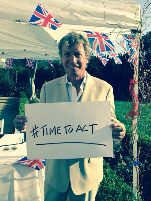 What time is it? #TimeToAct http://t.co/eeRJUEcCXR