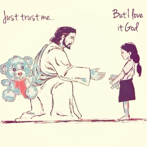We MUST trust Him. He always has something greater in store. http://t.co/pZpFqfnkR1