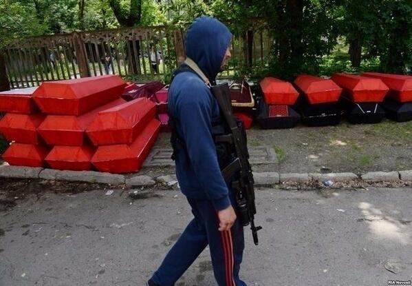 Террористы похитили четырех прихожан церкви в Славянске - Цензор.НЕТ 5412