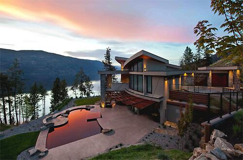 Luxury goals on twitter gorgeous lake house for Luxury lake house