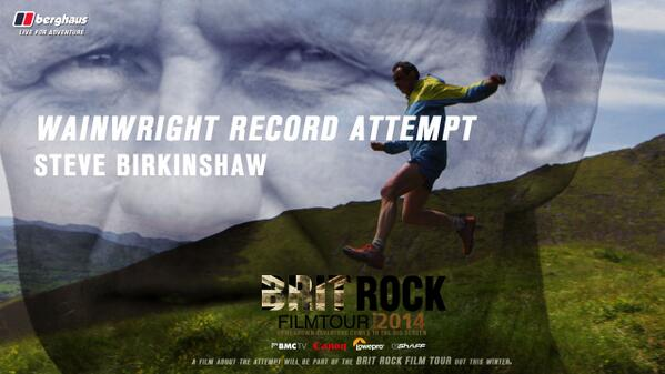 @SJBirkinshaw attempts 27 year old record of all 214 Wainwrights in a single push this Saturday @TheRealBerghaus http://t.co/KYCAELqIwD