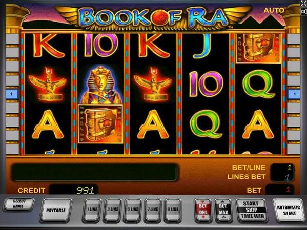 casino online de book of ra gratis