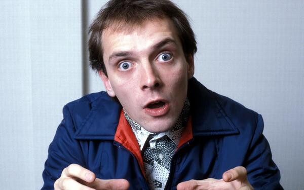 RIP Rik Mayall. Here's 12 video clips to remind us how good he was. Many classic characters: http://t.co/GZuwqNdL97 http://t.co/RSJP62SLCN